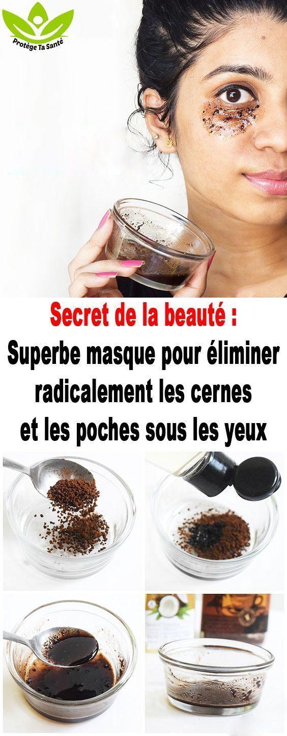 Geheimnis der Schönheit: Supermaske, die Augenringe und Tränensäcke radikal b…