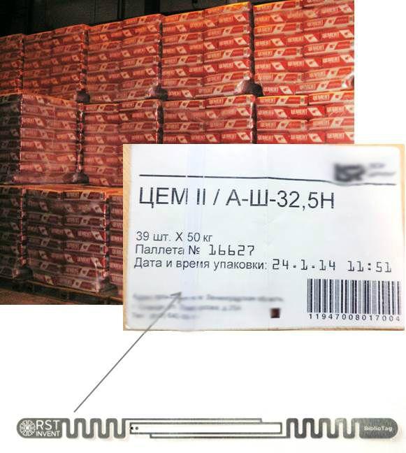 РСТ-Инвент: разработка и производство RFID меток и RFID оборудования