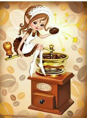 Illustration ~ By Olga & Alexey Drozdov