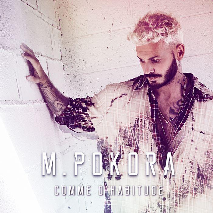 M. Pokora : Son nouveau clip «Comme D'habitude»