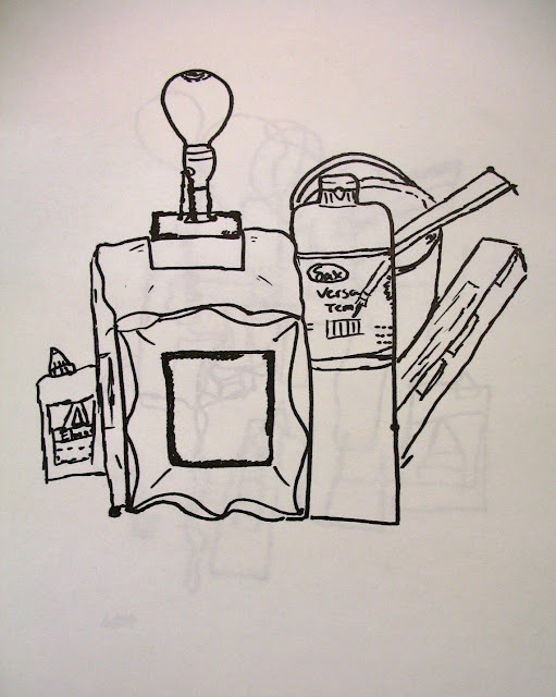 Contour Line Drawing Rubric : Best how to color colored pencils images on pinterest