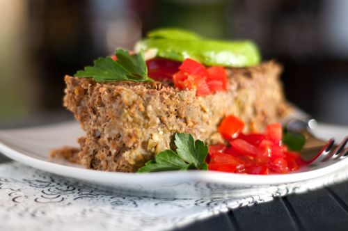 bulgur-and-bison-meatloaf