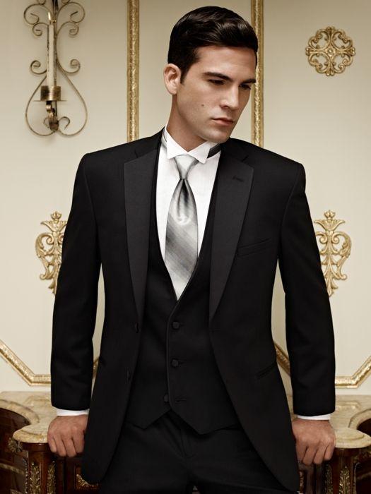 113 best Your Man images on Pinterest | Grey tuxedo wedding, Tuxedo ...