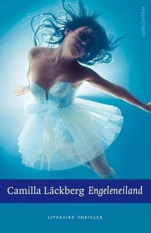 Engeleneiland-Camilla Läckberg-boek cover voorzijde