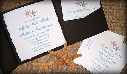 invitaciones boda originales baratas mar playa - Buscar con Google