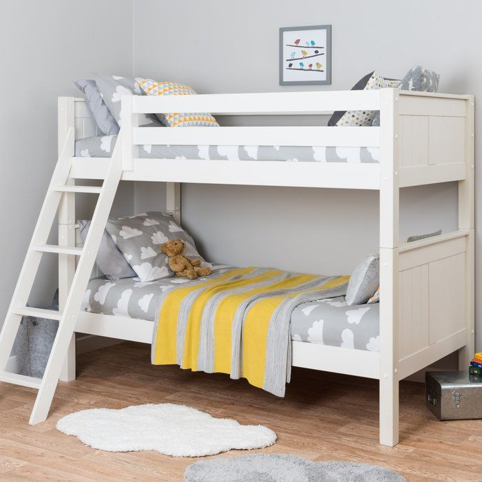 Marvelous Classic Twin Over Twin Bunk Bed Great Pictures