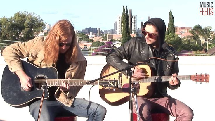 Sticky Fingers - Juicy Ones (Unplugged At Music Feeds Studio) - YouTube