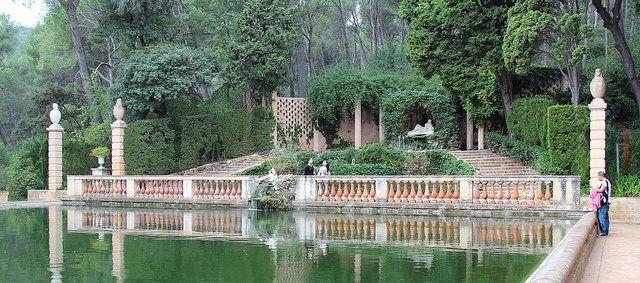 Barcelona parque-laberinto-horta