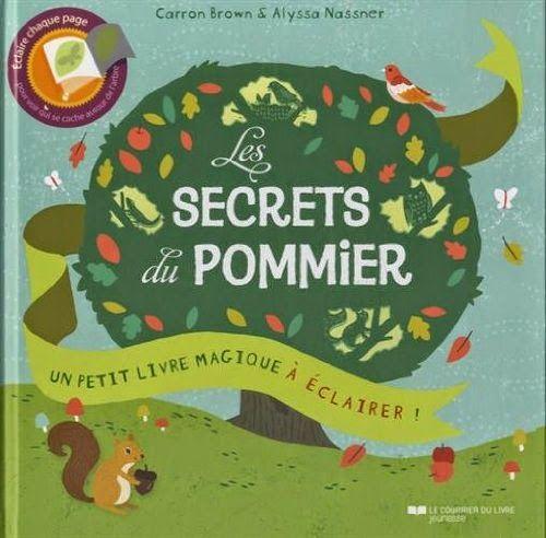 Education Joyeuse*: Les secrets du pommier (livre)