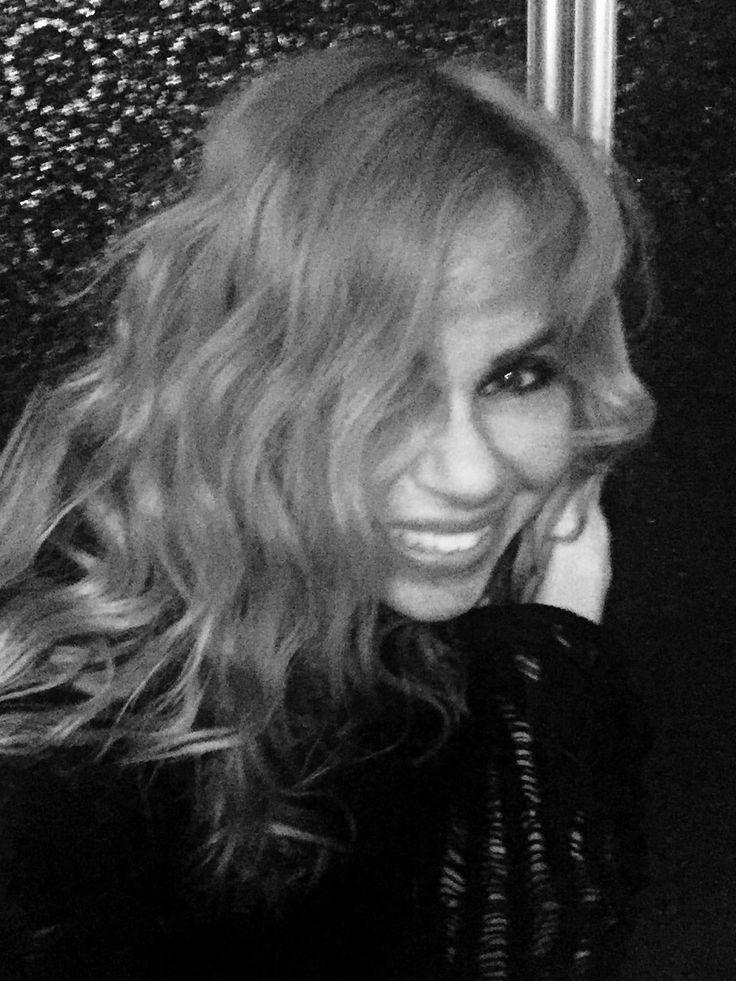 Blondie longhair smile trojmiasto outfit happy love