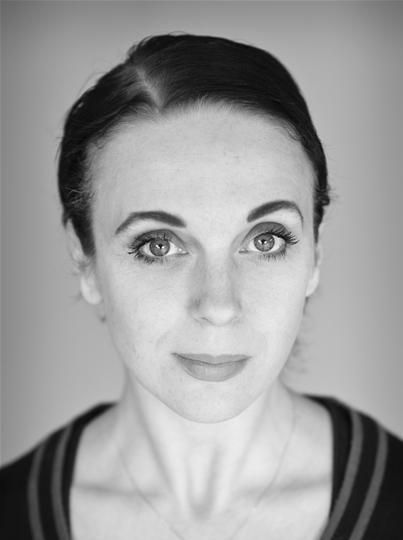 Amanda Abbington. She's the greatest.