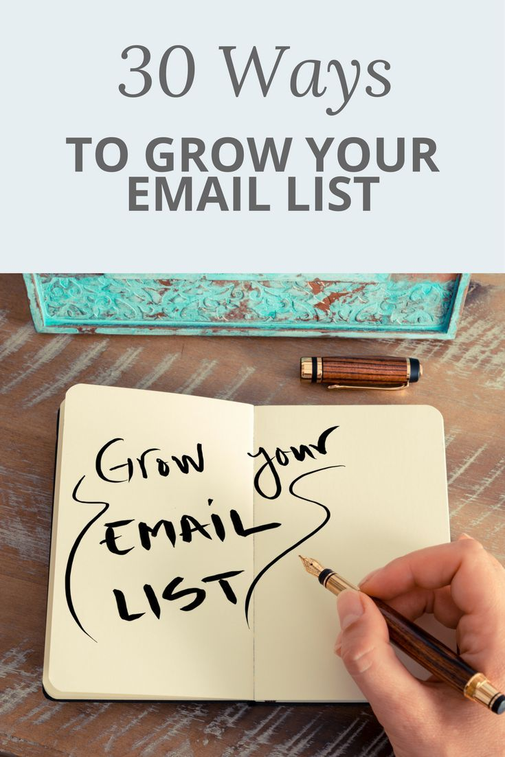 If only the only thing you had to do to grow your email list, was to add a subscription box to your website, hook it up to your email service provider and watch as the the subscribers roll in... http://www.colettebroomhead.com/ways-to-grow-your-email-list/?utm_campaign=coschedule&utm_source=pinterest&utm_medium=Just%20Write%20For%20You%20%2F%20Copywriting%20and%20Content%20Marketing&utm_content=30%20Ingenious%20Ways%20to%20Grow%20Your%20Email%20List