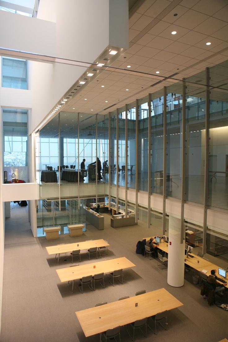 Asher Library at Spertus Institute, www.spertus.edu