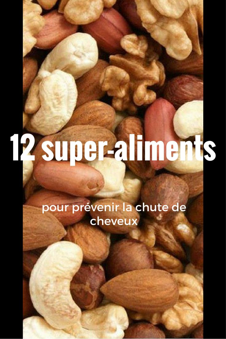 #Aliments #cheveux #chute #hair