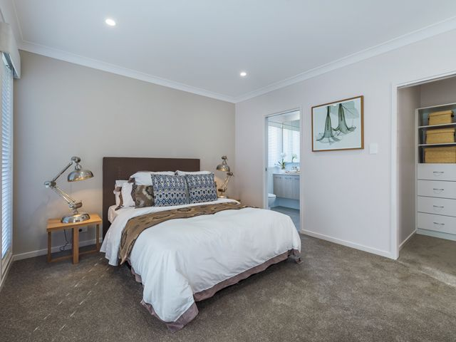 Master Bedroom. Ausbuild Denham Display Home. See website for display locations. www.ausbuild.com.au