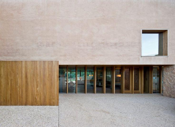 BAAS arquitectura, Pedro Pegenaute · Casa SS