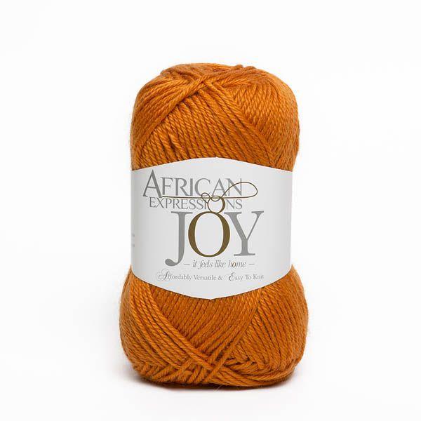 Colour Joy Orange, Double knit weight,  African expressions 1888, knitting yarn, knitting wool, crochet yarn, kid mohair yarn, merino wool, natural fibres yarn.