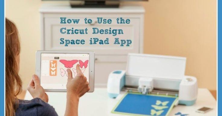 How To Use Cricut Craft Room On Ipad