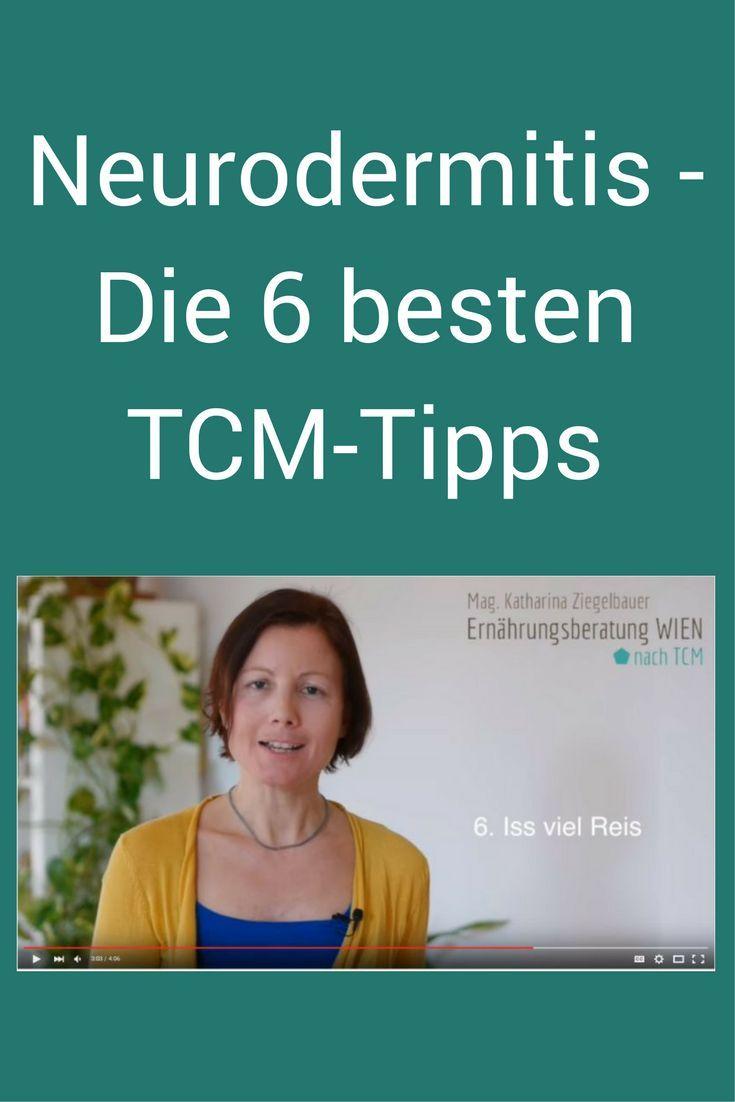 Video: Die 6 besten Ernährungstipps nach TCM für schönere Haut. Ernährung hilft! #Juckreiz #Neurodermitis #Ernährung