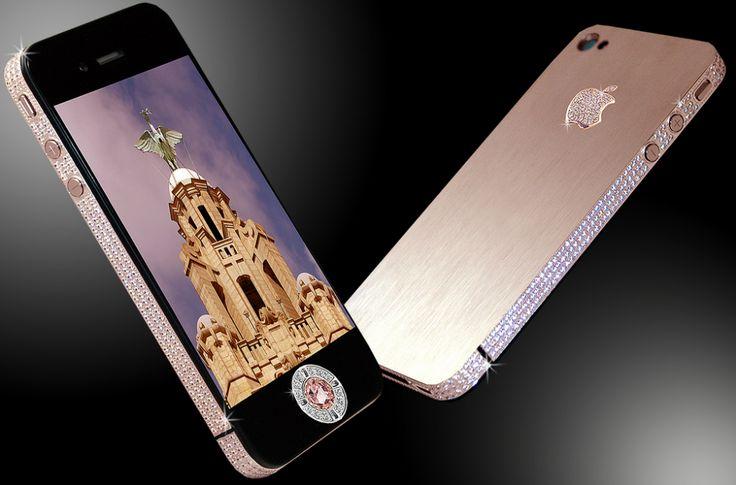 telefonos celulares mas caros del mundo 2014