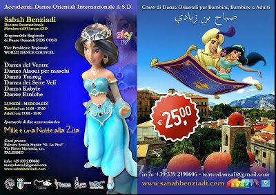 #danza_del_ventre_palermo: #corso_danza_orientale_bambine
