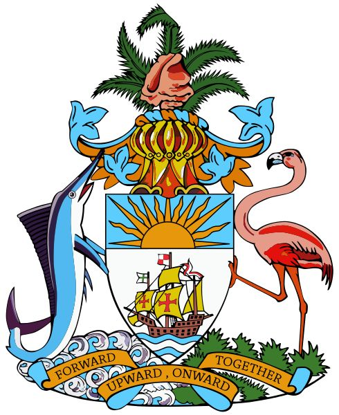 File:Coat of arms of the Bahamas.svg