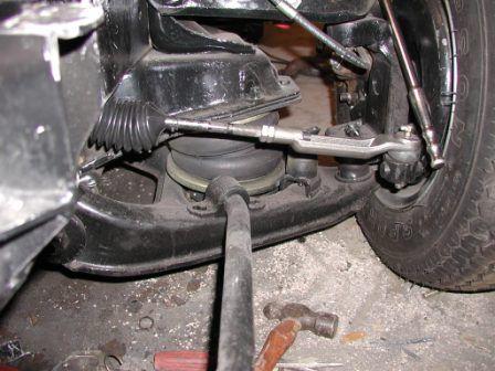 how to change steering rack 2002 silverado