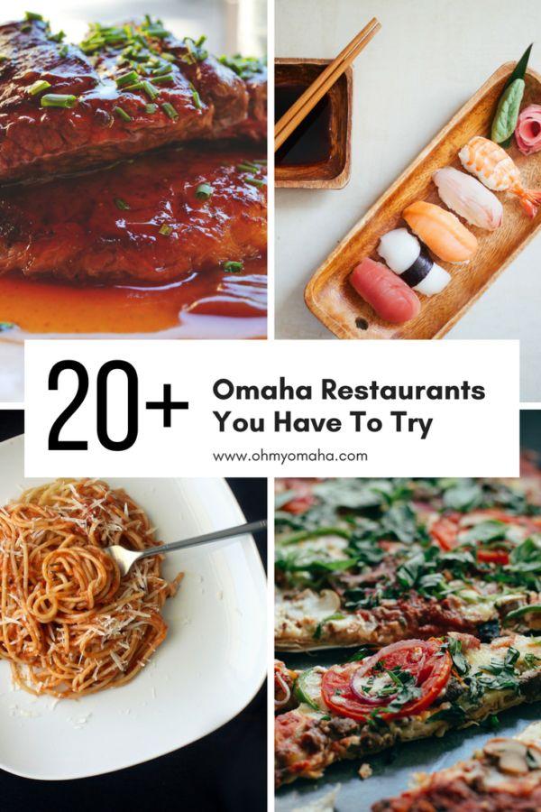 20+ must-try restaurants in Omaha via @ohmyomaha