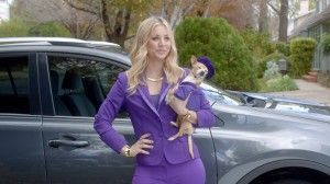 """""""GENIE"""" KALEY CUOCO GRANTS WISHES IN ALL-NEW TOYOTA RAV4 COMMERCIAL"""