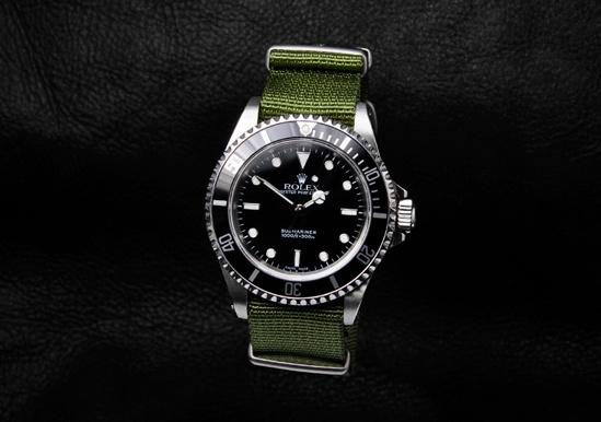 Rolex submariner green 2 - 2 5