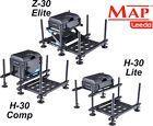 MAP - Z30 Elite - H30 Comp - H30 Lite - Match Fishing Seat Box