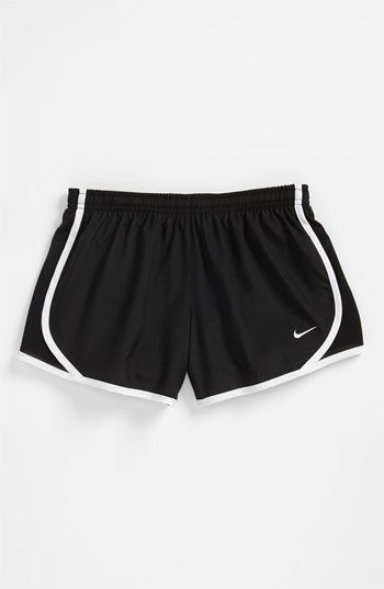 Nike 'Tempo' Track Shorts (Little Girls & Big Girls) | Nordstrom