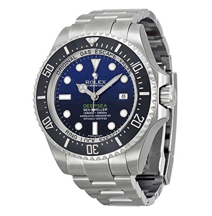 Rolex Deepsea Sea-Dweller! £20,203.99 Blowabag.com #Rolex #Watches #WatchPorn #Blowabag
