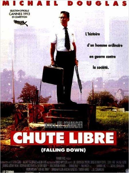 Chute libre (1993) - Joel Schumacher - Michael Douglas