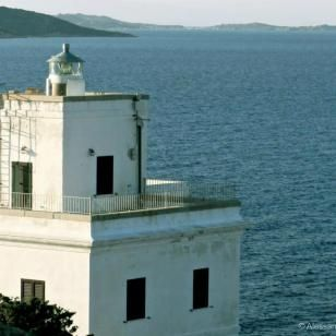 faro Punta Sardegna Palau