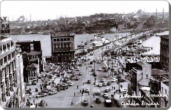Karaköy - 1960-lar