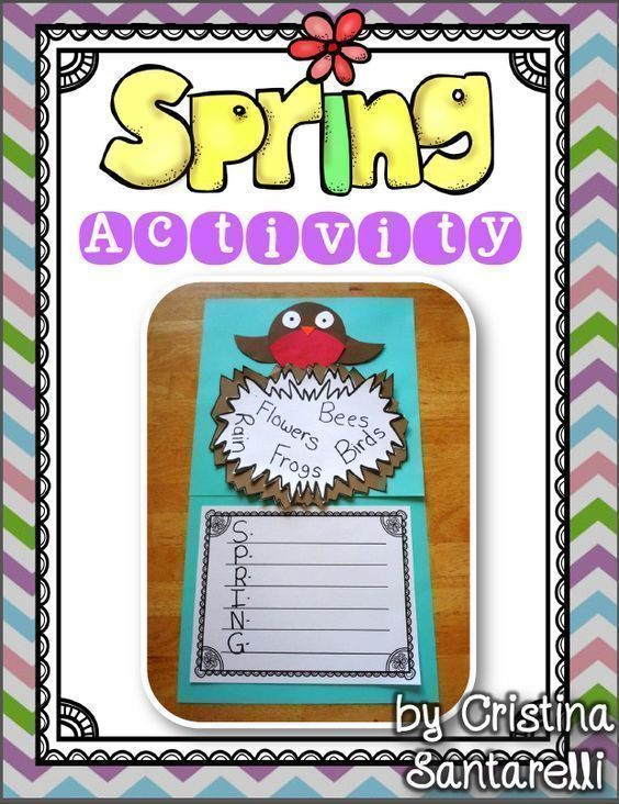 Free Spring Activities!