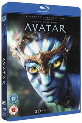 #Avatar with #limited edition #lenticular artwork (blu-ray 3d + blu-ray + dvd) [2,  View more on the LINK: http://www.zeppy.io/product/gb/2/391611490240/