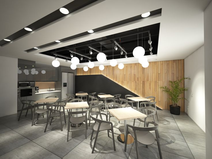 Dining room - Flexible office space - Coworking- BGC - Philippines