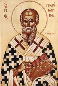 Meet St. Polycarp of Smyrna, early Church father