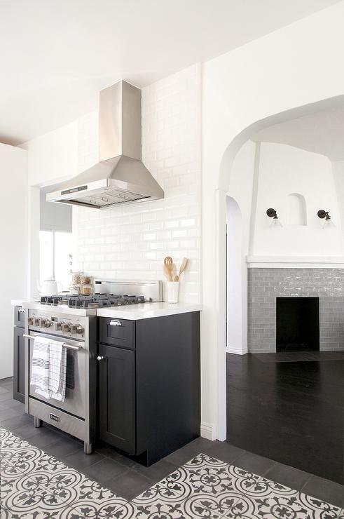 17 meilleures images à propos de Carreaux de ciment sur Pinterest - carrelage mur cuisine moderne