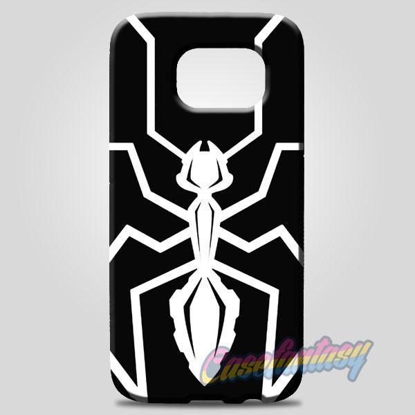 Marc Marquez Mm93 Black Ant Logo Samsung Galaxy Note 8 Case Case | casefantasy