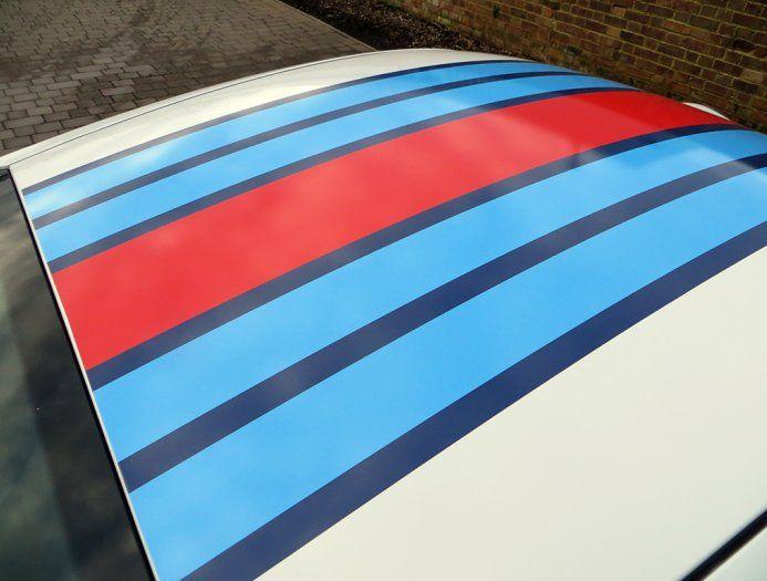 2014/14 Porsche 911 Martini Racing Edition for sale | White