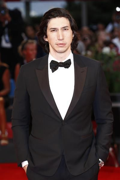 """Girls"" star Adam Driver"