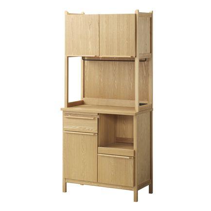 CLARUS(クラルス) キッチンボード オープン W820