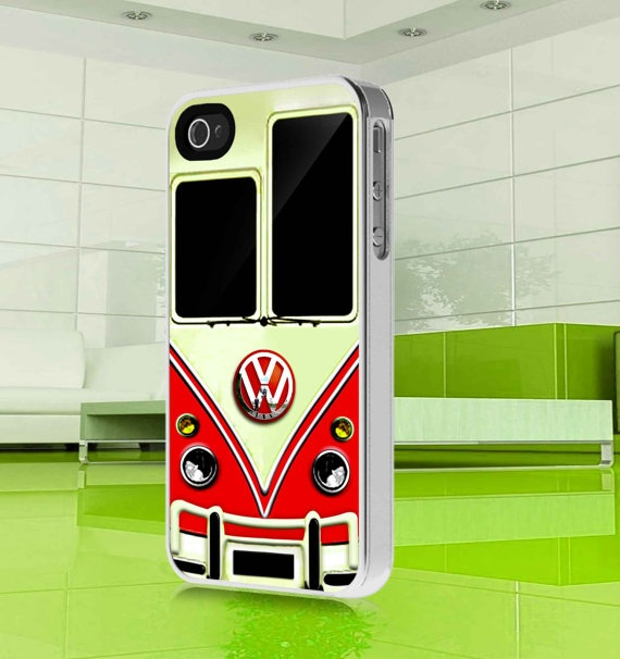 apple iphone case Classic VW Volkswagen iphone 4 4s by ...