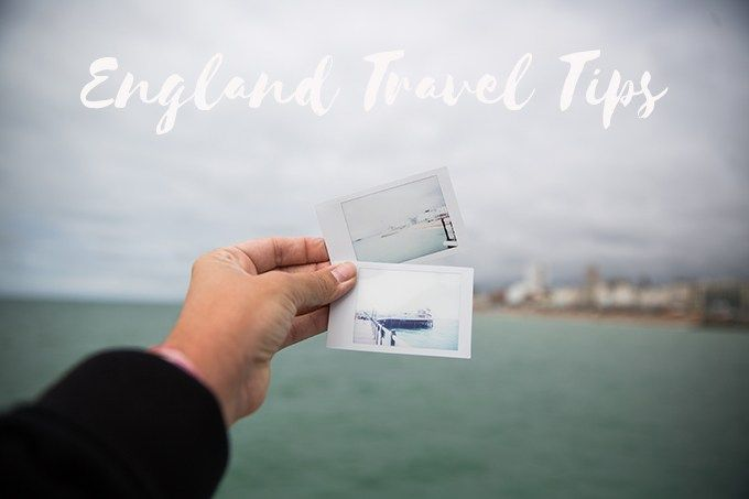England Travel Tips - Kristie Jean