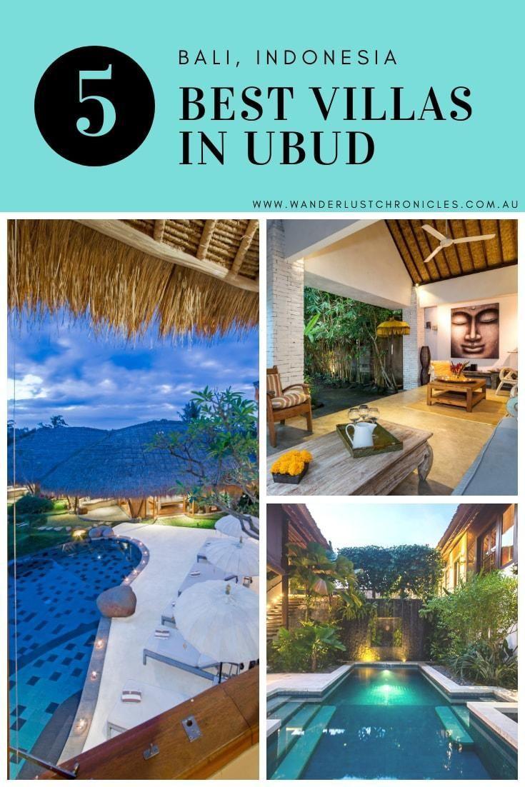 The 5 Best Villas In Ubud Bali Villa Finder Wanderlust Chronicles Travel Blog Bali Resort Ubud Bali