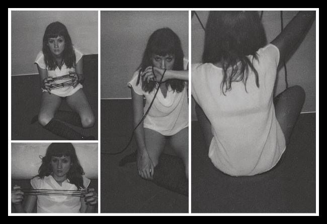 """AmiinA"" by Nieves Mingueza http://www.shootmemag.com/issue/08/  #art #photography"