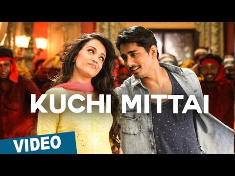 Kuchi Mittai Official Full Video Song   Aranmanai 2   #Siddharth   #Trisha   #Hansika   #Hiphop #Tamizha - #kollywood #mashup